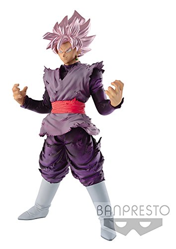 BANPRESTO 26758 – Dragon Ball Blood of Saiyans – Super Saiyan Rose, 18 cm