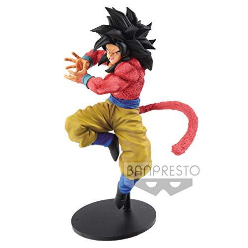 BANPRESTO Dragon Ball GT Statue Geschenkidee, Personalisierbar, Mehrfarbig, 82517