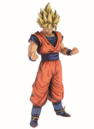 BANPRESTO Dragon Ball Z Manga Dimensions Super Saiyan Son Goku Figure Statue
