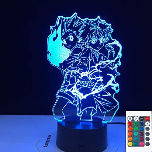 Gon Und Killua LED Lampe | Dein Otaku Shop für Anime, Dakimakura, Ecchi und mehr
