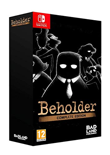 Nintendo Switch Beholder Complete Edition Collector's Edition
