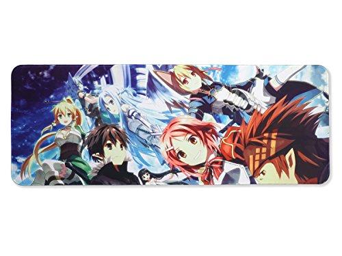 Sword Art Online XXL Gaming Mauspad | Dein Otaku Shop für Anime, Dakimakura, Ecchi und mehr