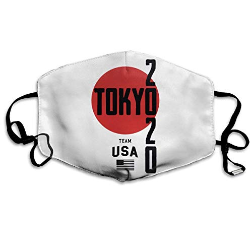 Python Mix Unisex Multi Usage Face Cover Up Tokio Japan Olympische Sommerspiele 2020 Atmungsaktive S