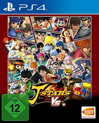 J-Stars Victory Versus + - [PlayStation 4] | Dein Otaku Shop für Anime, Dakimakura, Ecchi und mehr