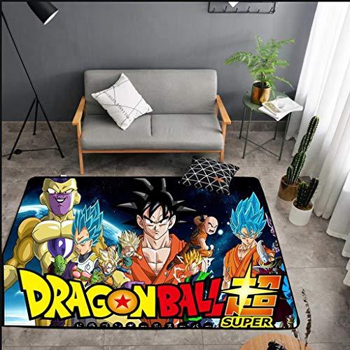 Dragonball Teppich für Wohnzimmer, Schlafzimmer