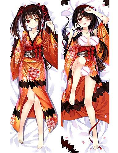 GNH Arts Kurumi Tokisaki - Date A Live 150cm x 50cm Pillow Case