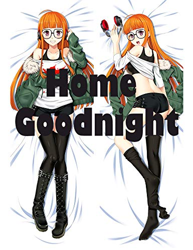 Home Goodnight Futaba Sakura-Persona5 160 x 50cm(62.9in x 19.6in) 2 Way Tricot Kissenbezug