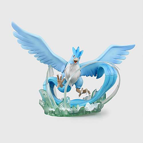 Akazan 18cm Japan Anime Spiel Pokémon Articuno Otaku Limited Edition Statische Statue