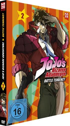 Jojos Bizarre Adventure Staffel 1 Vol.2 | Dein Otaku Shop für Anime, Dakimakura, Ecchi und mehr